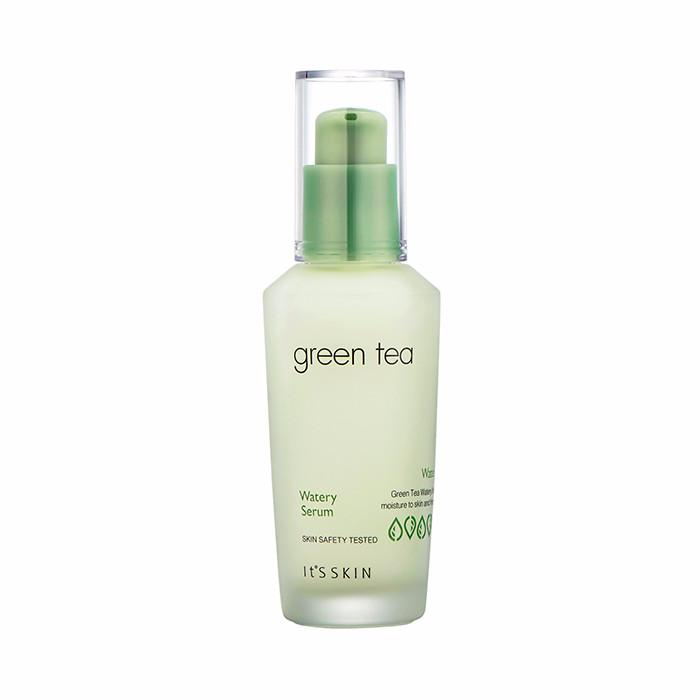 It's Skin Сыворотка Green Tea Watery Serum для Жирной и Комбинированной Кожи с Зеленым Чаем, 40 мл недорого