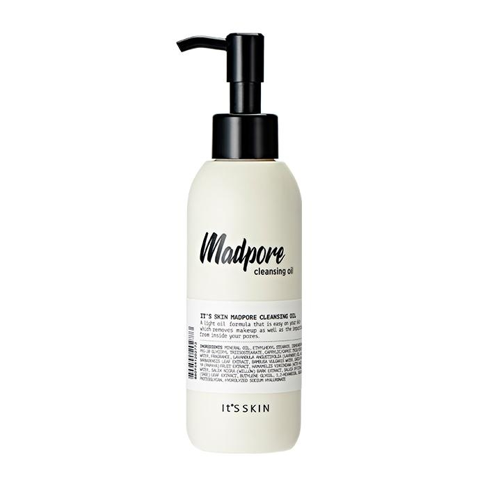 Its Skin Масло Mad Pore Cleansing Oil Гидрофильное, 155 мл