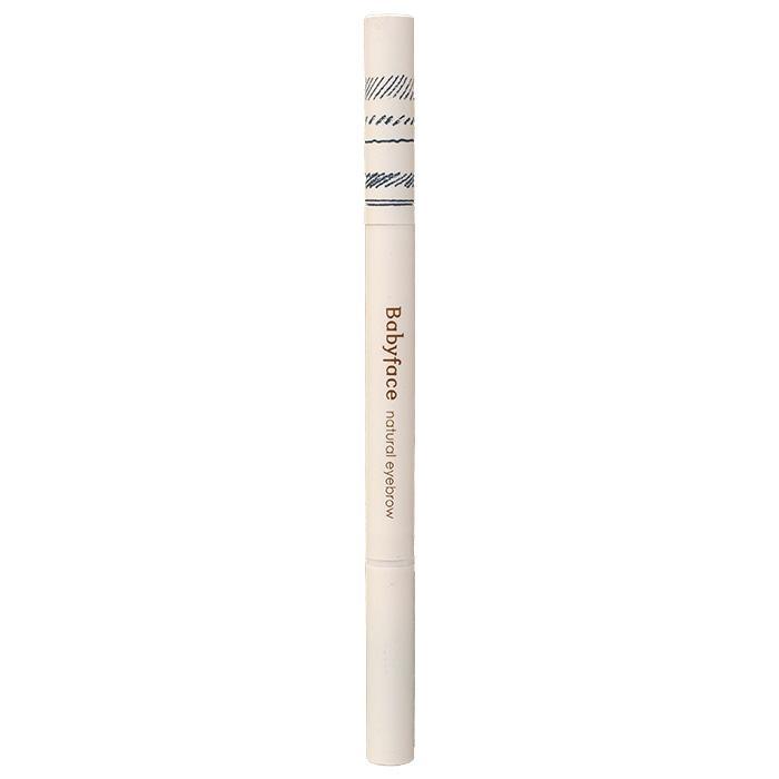 It's Skin Карандаш Babyface Natural Eyebrow 04 Gray Brown для Бровей Серо-Коричневый, 0,3г