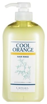 Lebel Cosmetics Cool Orange Hair Rinse (Бальзам «Холодный Апельсин»), 600 мл