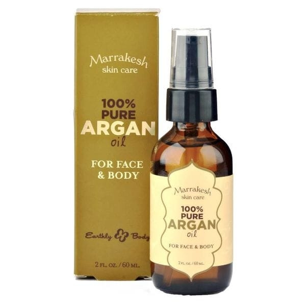 Marrakesh Чистое Масло Арганы для Лица, Тела и Волос Pure Argan Oil, 60 мл
