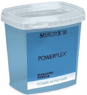 Selective Professional Порошок Обесцвечивающий с Защитным Эффектом Powerplex, 500г