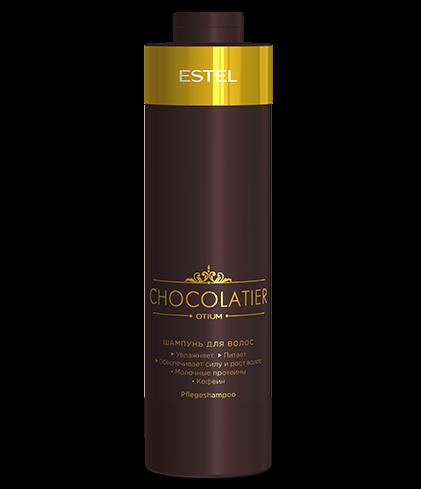 ESTEL Шампунь для Волос Chocolatier, 1000 мл estel бальзам для волос chocolatier 1000 мл