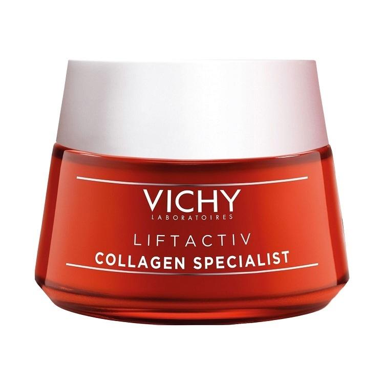 VICHY Крем-Уход Liftactiv Collagen Specialist Коллаген Дневной Лифтактив Специалист, 50 мл