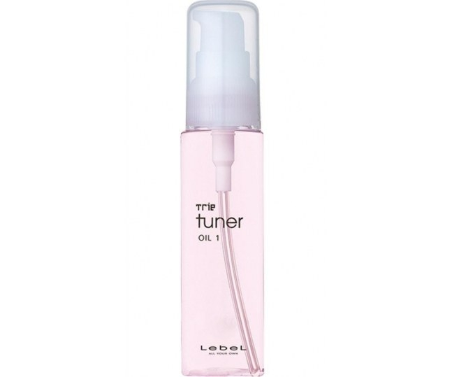 Lebel Cosmetics Trie Tuner Oil 1 Сухое Шёлковое Масло, 60 мл