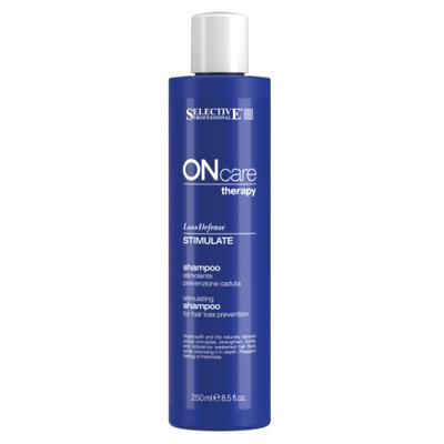 Selective Professional Stimulate Shampoo Стимулирующий Шампунь Против Выпадения Волос, 250 мл selective professional шампунь powerizer против выпадения волос 250 мл