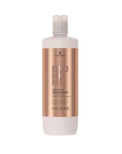 Schwarzkopf Премиум-Окислитель 6% BlondMe Premium Oil Developer, 1000 мл