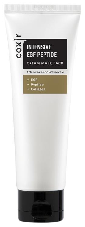Coxir Маска с Пептидами и EGF для Регенерации Кожи Intensive Peptide Cream Mask Pack, 80 мл