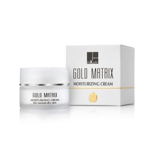 Dr.Kadir Крем Увлажняющий для Нормальной/Сухой Кожи Голд Матрикс Gold Matrix Moisturizing Cream For Normal/Dry Skin , 50 мл крема для сухой кожи