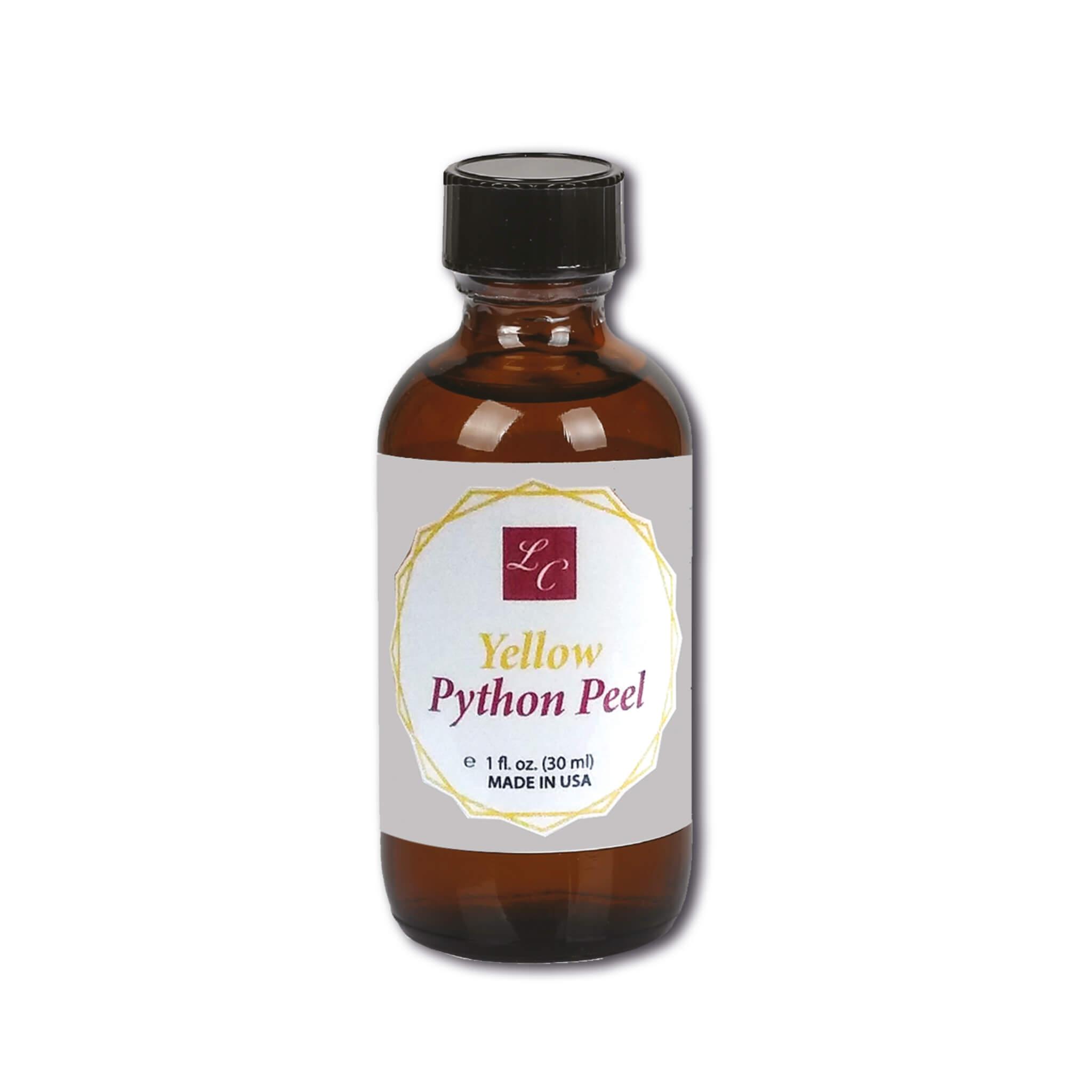 LC Peel Желтый Питоновый Пилинг, 30 мл депигментирующие крема