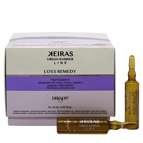 Dikson Комплекс Trattamento Koss Remedy Hair Ампульный  от Выпадения Волос, 8*10 мл витамины от выпадения волос недорогие и эффективные