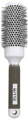OLLIN PROFESSIONAL Брашинг с нейлоновой щетиной, диаметр 25 мм, 1шт