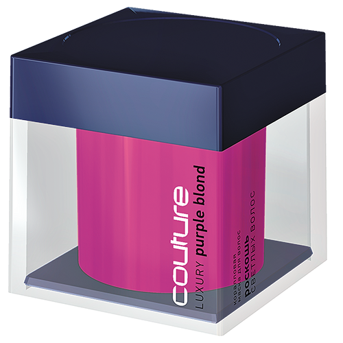 ESTEL Коралловая Маска для Волос Luxury Purple Blond, 200 мл недорого