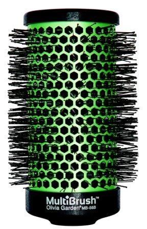 OLIVIA Garden Брашинг MultiBrush Barrel для Укладки Волос под Съемную Ручку 56 мм недорого