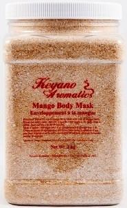 Keyano Aromatics Маска для Тела Манго, 1900 мл keyano aromatics крем манго 236 мл