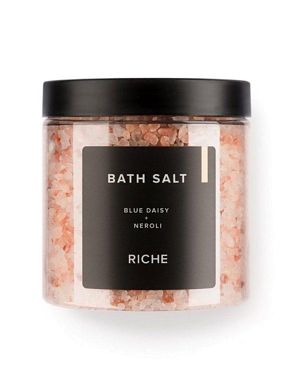 RICHE Соль для Ванн Голубая Ромашка+Нероли, 680г