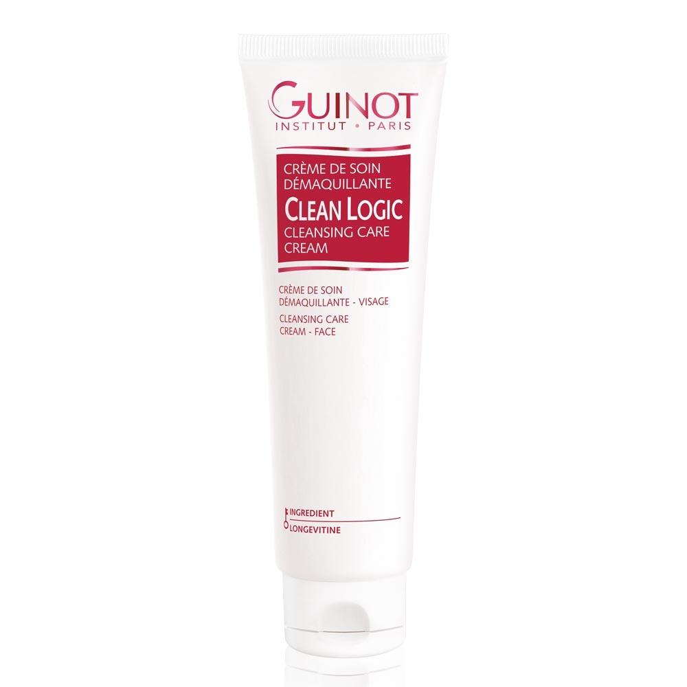 Guinot Крем Crème De Soin Demaquillante Clean Logic Омолаживающий Очищающий, 150 мл
