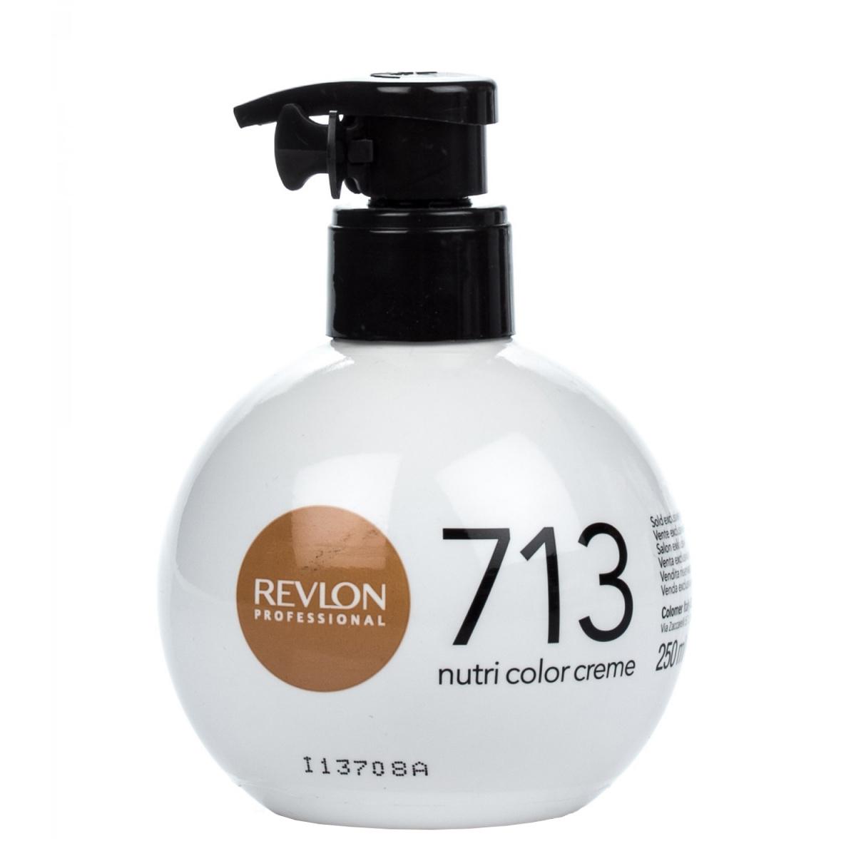 REVLON Крем-Краска Nutri Color Creme, 270 мл крем краска для волос indola color red