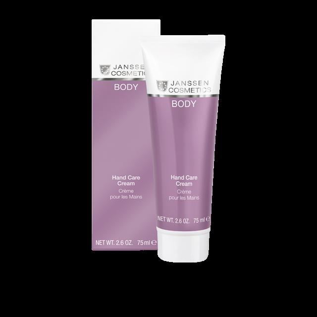 Janssen Hand Care Cream Увлажняющий Восстанавливающий Крем для Рук, 75 мл