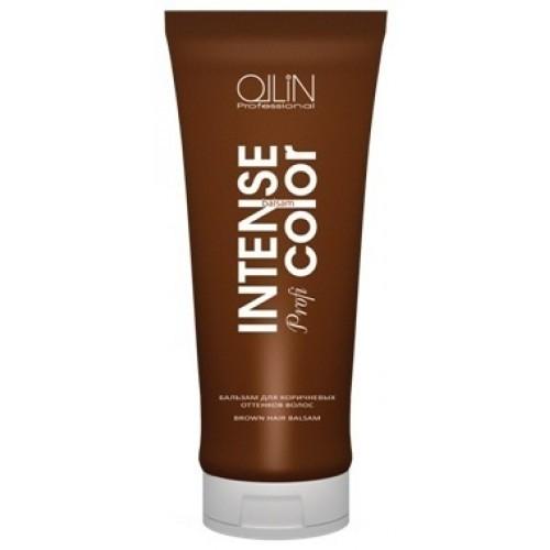 OLLIN PROFESSIONAL INTENSE Profi COLOR Бальзам для Коричневых Оттенков Волос Brown Hair Balsam, 200 мл