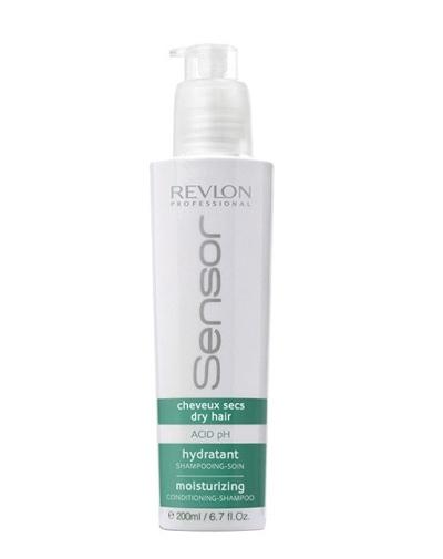 REVLON Увлажняющий Шампунь-Кондиционер для Сухих Волос (Зеленый), 200 мл