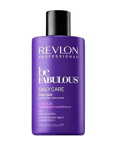 REVLON Кондиционер для Тонких Волос BE FABULOUS, 750 мл revlon бальзам для экспресс увлажнения волос instant hydra 750 мл