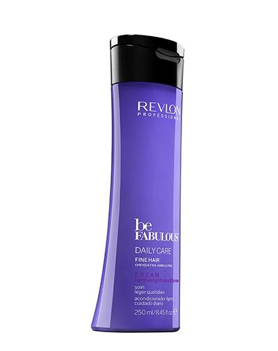 REVLON Кондиционер для Тонких Волос BE FABULOUS, 250 мл revlon кондиционер для густых и нормальных волос be fabulous 250 мл