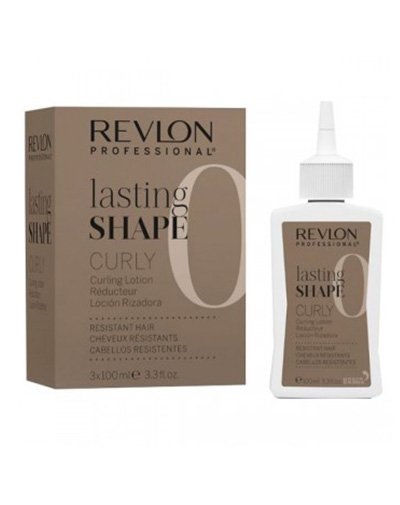 REVLON Лосьон 0 для Химической Завивки, 3*100 мл