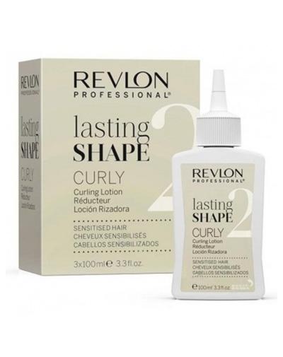 REVLON Лосьон 2 для Химической Завивки, 3*100 мл