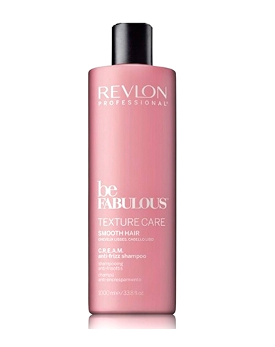 REVLON Дисциплинирующий Шампунь с Технологией C. R. E. A. M. Smooth Shampoo Be Fab, 1000 мл ct200568 ct200571 toner chip for xerox aposport c5540 c6550 c7550 apeosport ii c5400 c6500 c7500 printer cartridge
