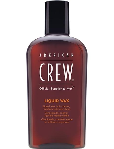 American Crew Жидкий воск Liquid Wax, 150 мл