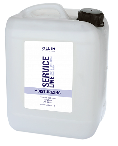 OLLIN PROFESSIONAL SERVICE LINE Увлажняющий Бальзам для Волос Moisturizing Balsam, 5000 мл