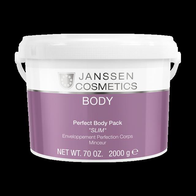 Janssen Perfect Body Pack Slim Моделирующее Обертывание с Липолитическим Действием, 2000г