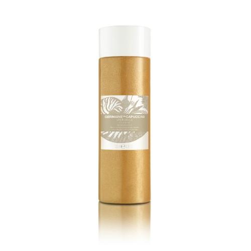 Germaine de Capuccini Флюид Золотое Сияние Sperience Radiance Gold Nour.Fluid, 125 мл germaine de capuccini пенка для лица матирующая purexpert purifying mattifying foam 125 мл