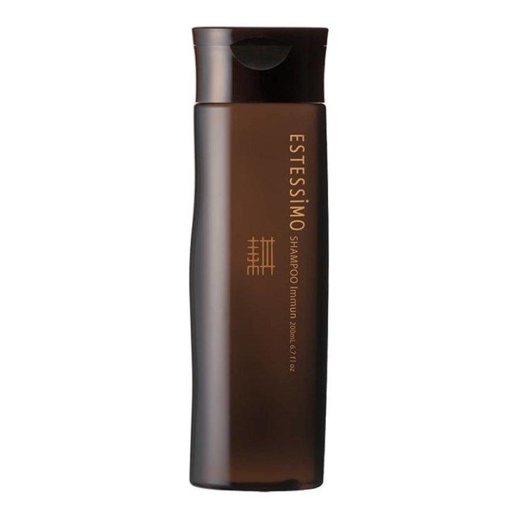 Lebel Cosmetics Шампунь Укрепляющий Shampoo Immun ESTESSiMO, 200 мл