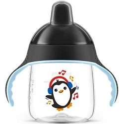 AVENT Philips Чашка-Поильник, (260 мл, 12 мес+) Черный для Детей до 3-х Лет