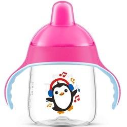 AVENT Philips Чашка-Поильник, (260 мл, 12 мес+) Розовый для Детей до 3-х лет