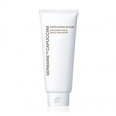 Germaine de Capuccini Скраб-Эксфолиант для Лица Options Exfoliating Scrub Face Exfoliator, 100 мл germaine de capuccini концентрат балансирующий для лица purexpert anti imperfection concentrate 30 мл