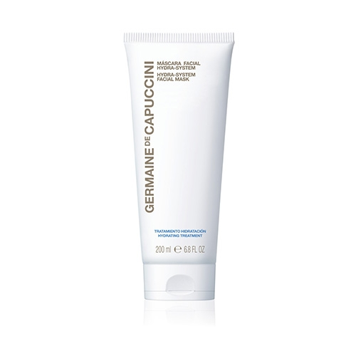 Germaine de Capuccini Маска Увлажняющая для Лица Options Hydra-System Facial Mask, 200 мл