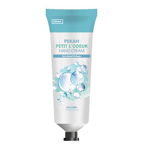 Фото - Pekah Крем Petit l'Odeur Hand Cream Collagen для Рук с Коллагеном, 30 мл крем для рук с коллагеном 7% natural s o s hand cream collagen 500мл