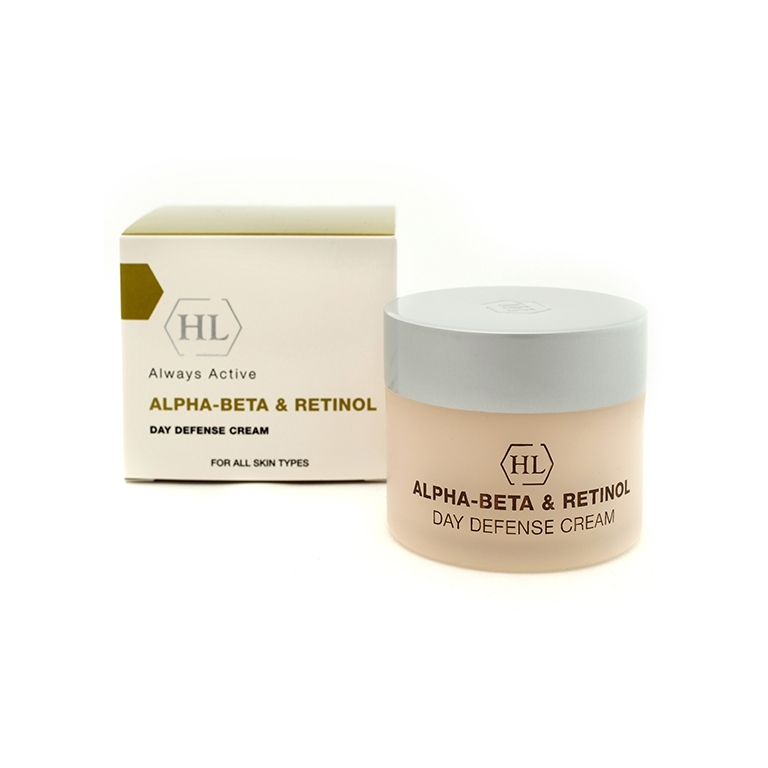 цена на Holy Land Крем Alpha-Beta & Retinol (Abr) Day Defense Cream Spf 30 Дневной Защитный, 50 мл