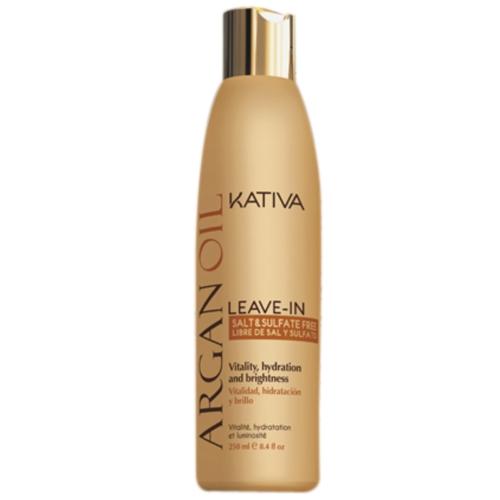 цена Kativa Концентрат Argan Oil Оживляющий для Волос с Маслом Арганы, 250 мл