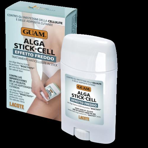 GUAM Антицеллюлитный Стик с охлаждающим Эффектом ALGA STICK-CELL, 75г
