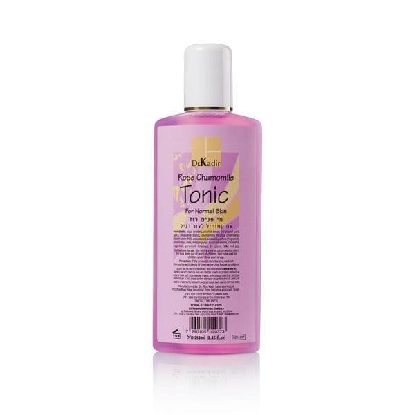 Dr.Kadir Тоник Роза-Ромашка для Нормальной Кожи Rose Chamomile Tonic For Normal Skin , 250 мл косметика dr kadir купить в москве