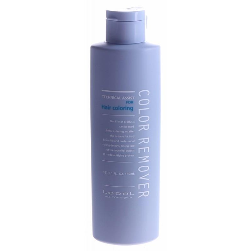 Lebel Cosmetics Средство Color Remover для Удаления Краски, 180 мл