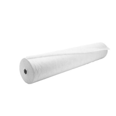 IGRObeauty Простыня СМС (15 г/м2) 80см*200м Белые в Рулоне с Перфорацией шаг 2 м, 100 шт