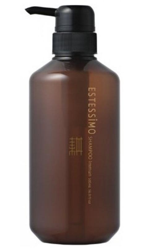 Lebel Cosmetics Шампунь Укрепляющий Shampoo Immun ESTESSiMO, 500 мл