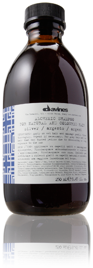 Davines Alchemic Шампунь (Серебряный), 280 мл davines alchemic шампунь золотой 280 мл