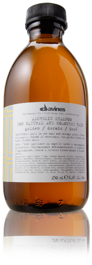 Davines Alchemic Шампунь (Золотой), 280 мл davines alchemic шампунь золотой 280 мл
