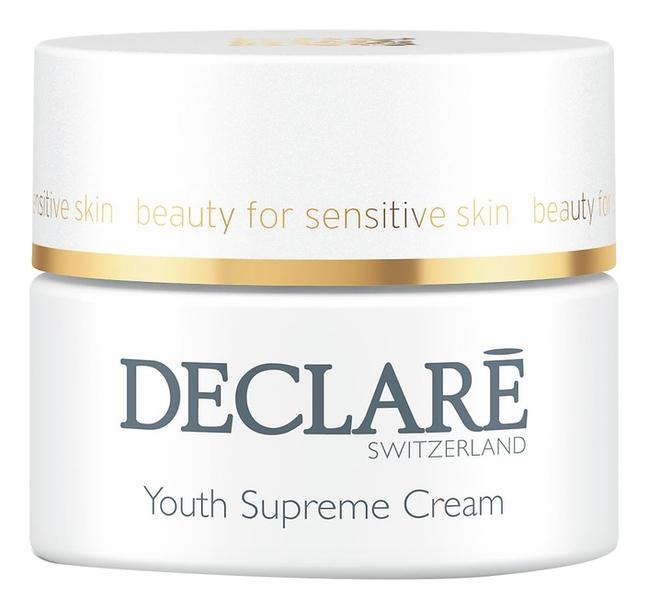 Declare Крем Совершенство Молодости Youth Supreme Cream, 50 мл biotherm force supreme youth reshaping cream крем антивозрастной